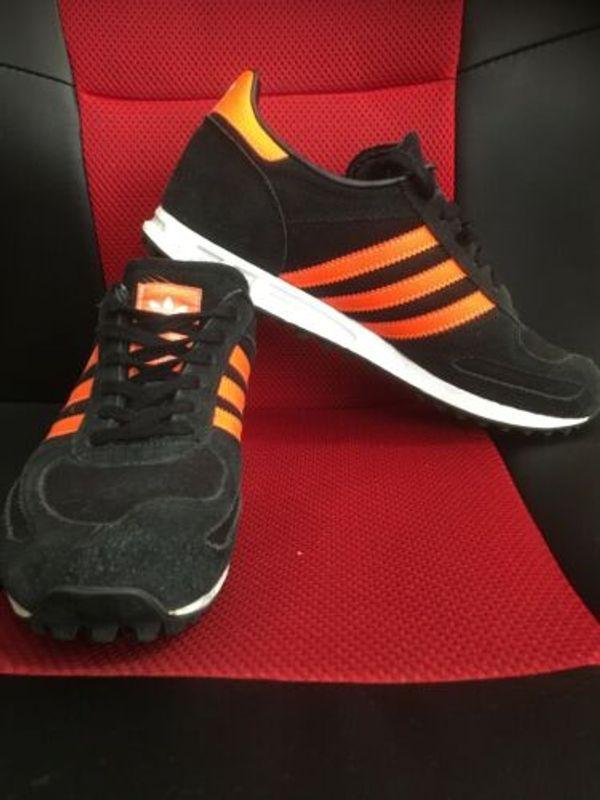 Adidas Ortholite La Trainer Trainers Mens Originals Men Size Black ...